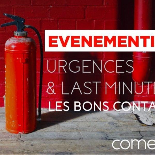 Comeeti - urgences evenementiels
