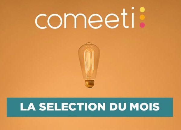 Comeeti selection mois OCTOBRE 2018