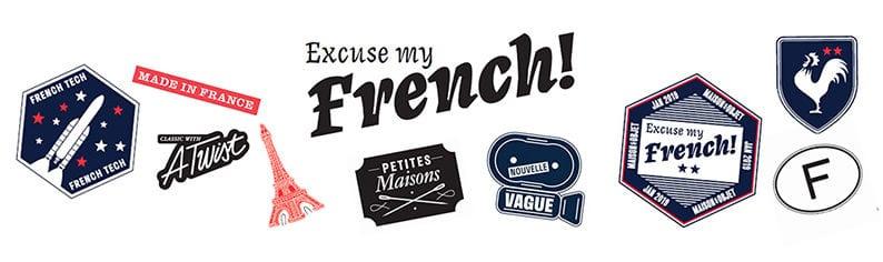 Trend Mook par Nelly Rodi pour Maison et Objets 2019 nommé Excuse My French