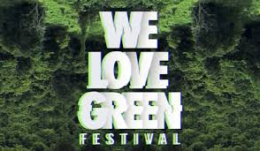 logo du festival We Love Green