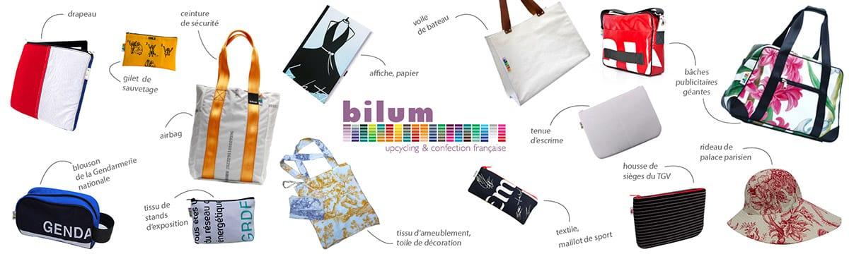 Bilum recycle les déchets événementiels