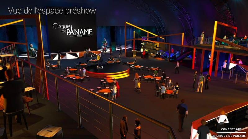 espace-pre-show-cirque-de-paname