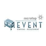 RECRUTOP Event – Agence d'intérim – Mise à disposition de personnel événementiel et audiovisuel