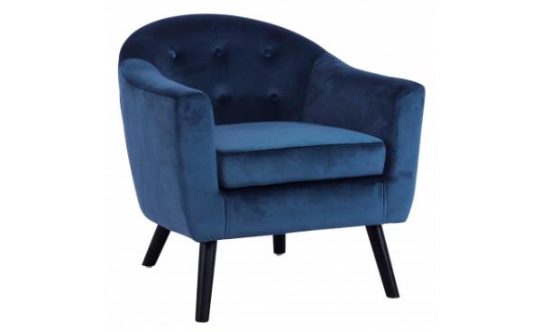 fauteuil-velours-classic-blue